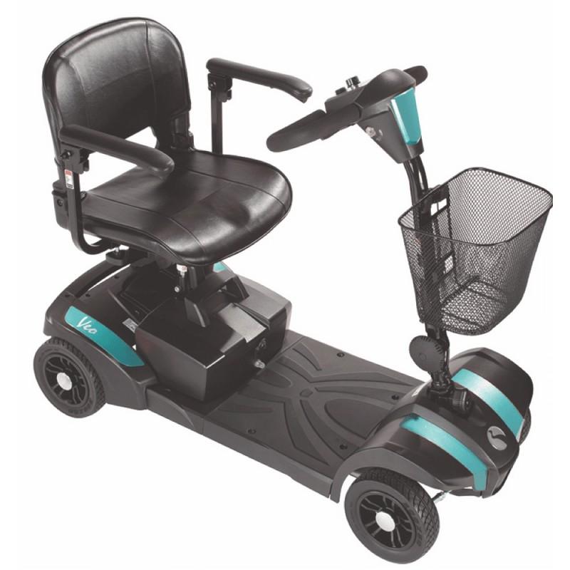 Scuter electric transportabil