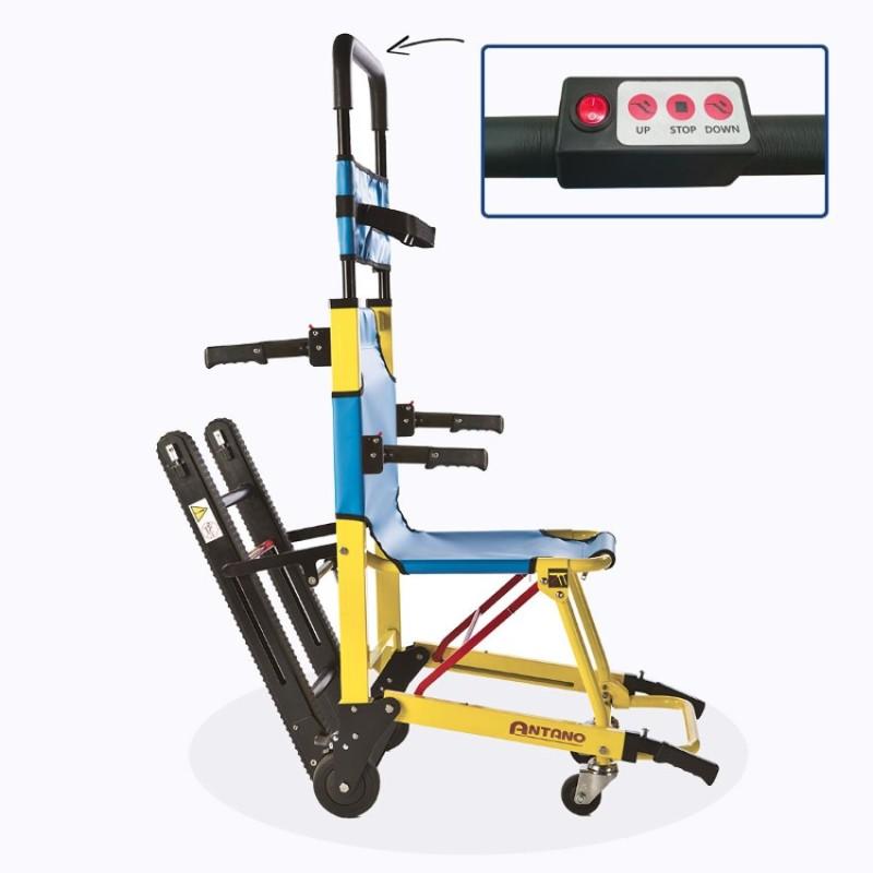 Scaun pentru transport pacienti pe scari